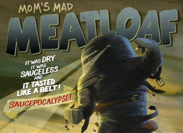 Mom's Mad Meatloaf / Arby's