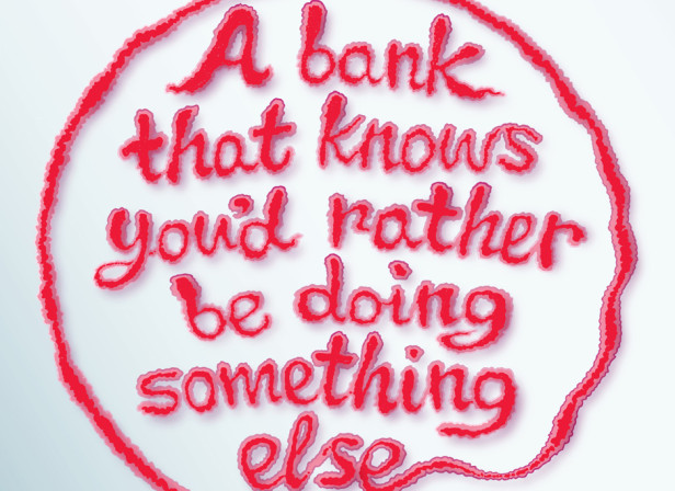 A Bank That Knows You'd Rather Be Doing Something Else/ Virgin Money