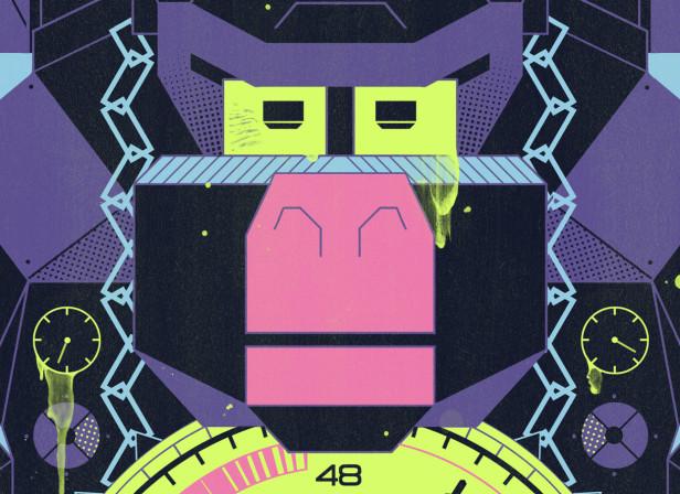 48 Hours Film Festival Poster
