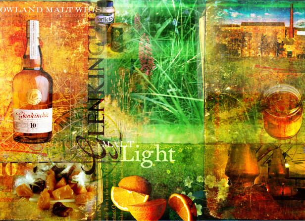 Glenkinchie Whisky The Six Classic Malts Series / Diageo