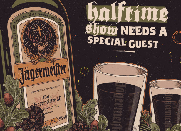 Halftime Show / Jagermeister
