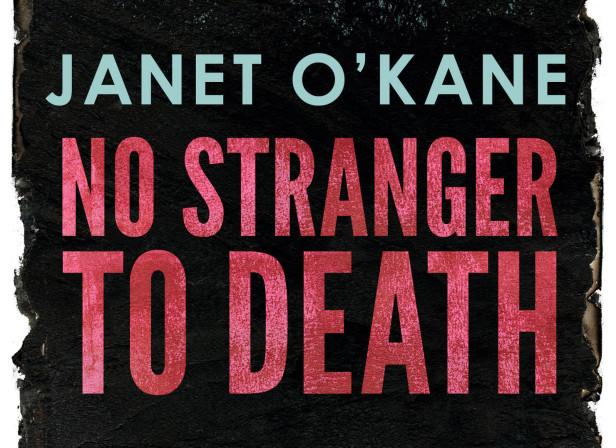 eBook Cover / No Stranger to Death / Janet O'Kane