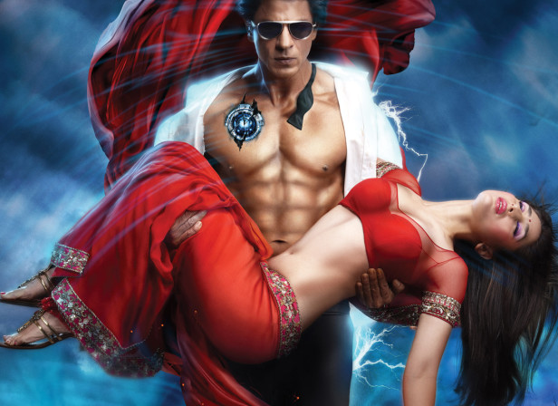 RA-One Bollywood Poster