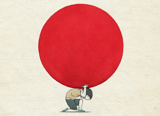 The Economist Japan's Burden