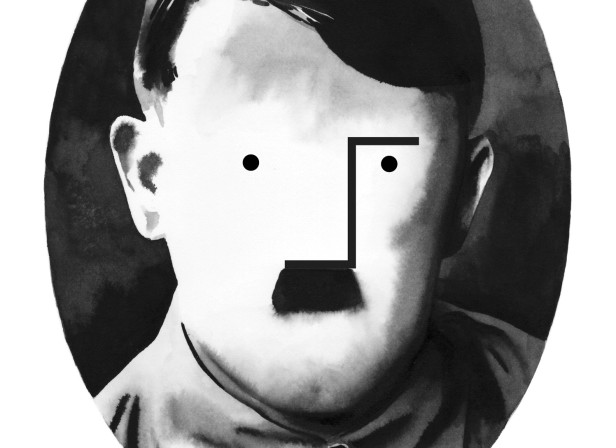 Expressionism Series Adolf Hitler