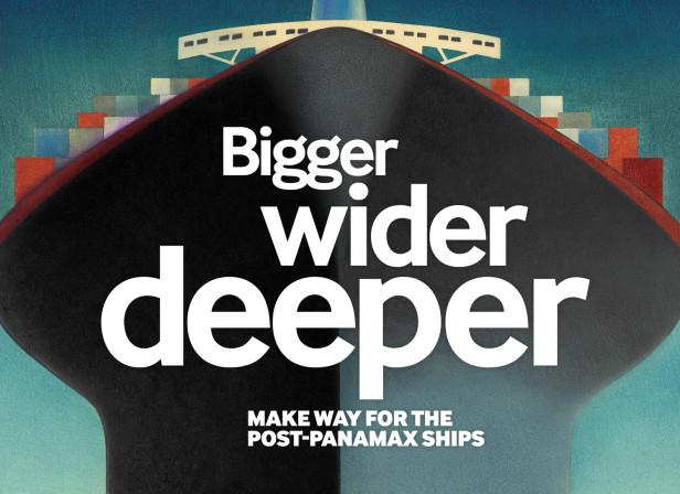 Bigger Wider Deeper / fDi