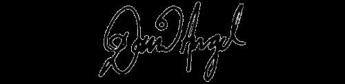 Artist signature 25