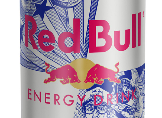 Ilovedust / Redbull Travis Pastrana Limited Edition Can