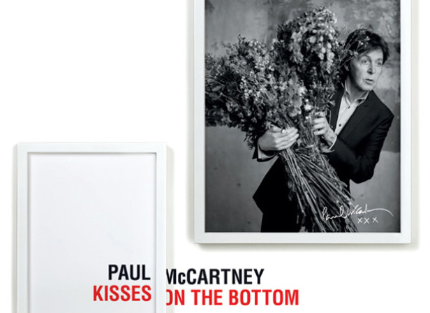 Matthew Cooper / Paul McCartney 'Kisses On The Bottom'