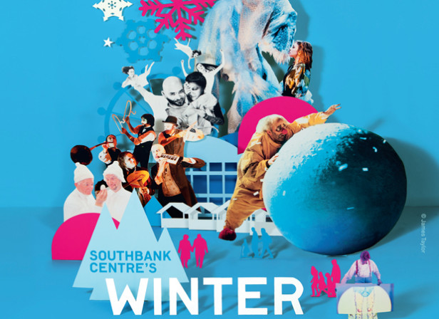 James Taylor / Southbank Centre Winter Festival