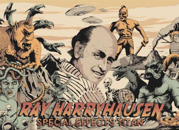 Joe Wilson / Ray Harryhausen Film Poster