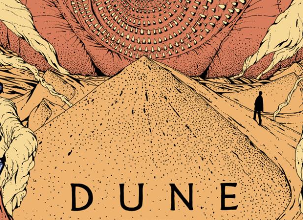 Kilian Eng / Mondo Dune Poster Series