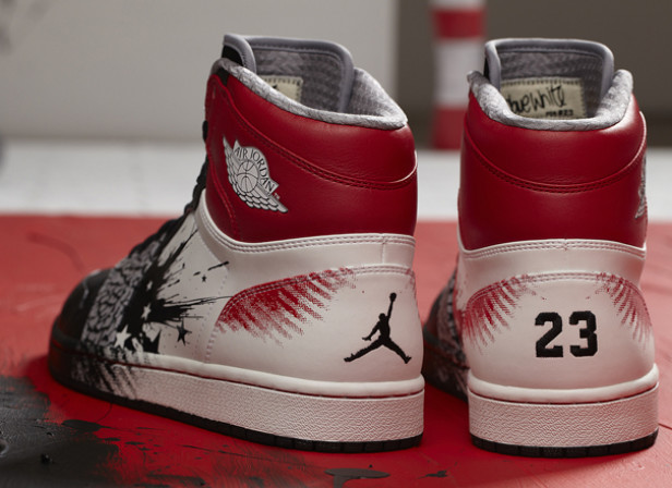 Dave White / Air Jordan 1 High DW - Jordan Brand Collaboration