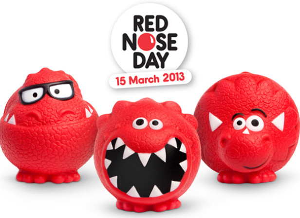 Tado / Comic Relief - Red Nose Day 2013