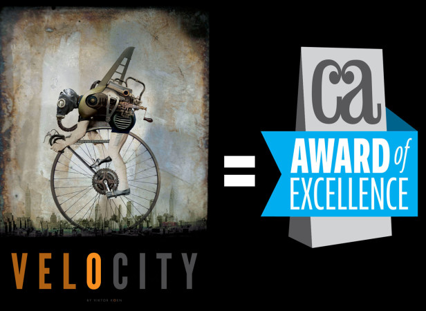 Viktor Koen / Award of Excellence / Communication Arts