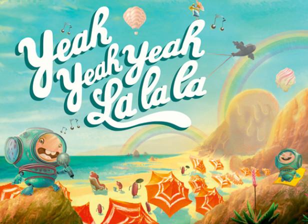 Ronald Kurniawan / Coca-Cola Yeah Yeah Yeah La La La
