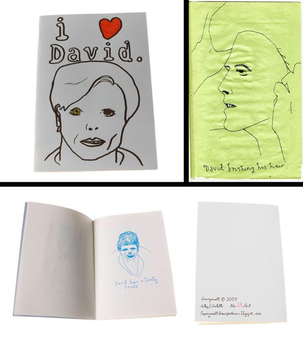 Harry Malt / Colette / I Love David