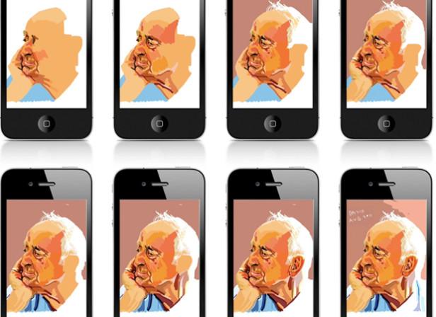 Sam Kerr / iPhone Portraits