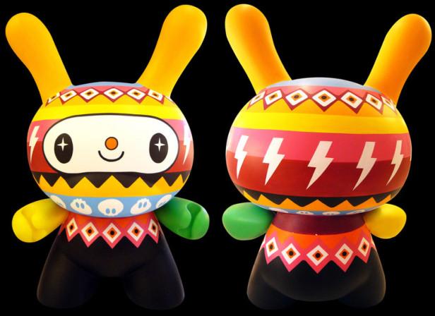 Tado / Kidrobot at Selfridges