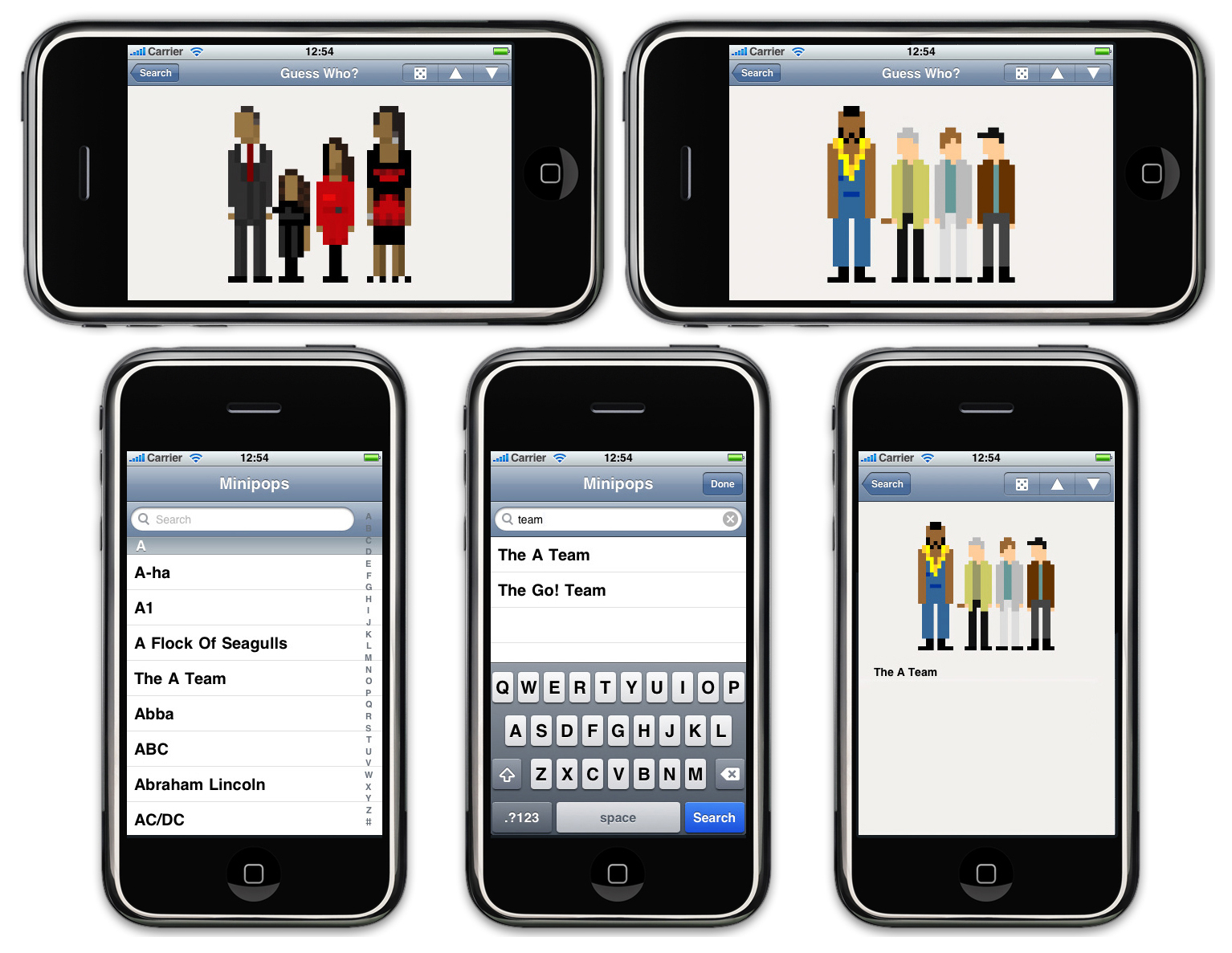 Craig Robinson's Minipops App Available On iTunes App Store