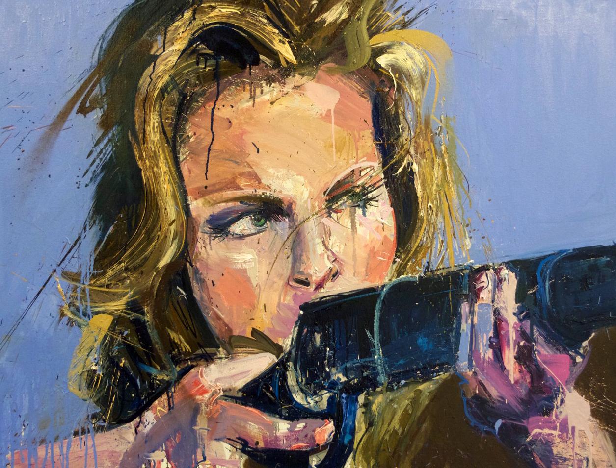 Dave White 'Americana' Exhibition 11 - 30 April 2011
