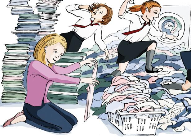 Gappies Laundry