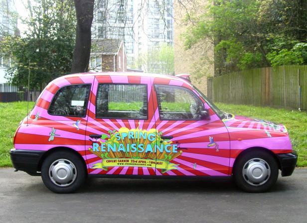 Covent Garden Taxi
