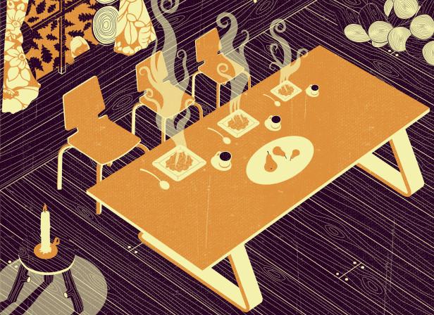 Goldilocks Furniture Design
