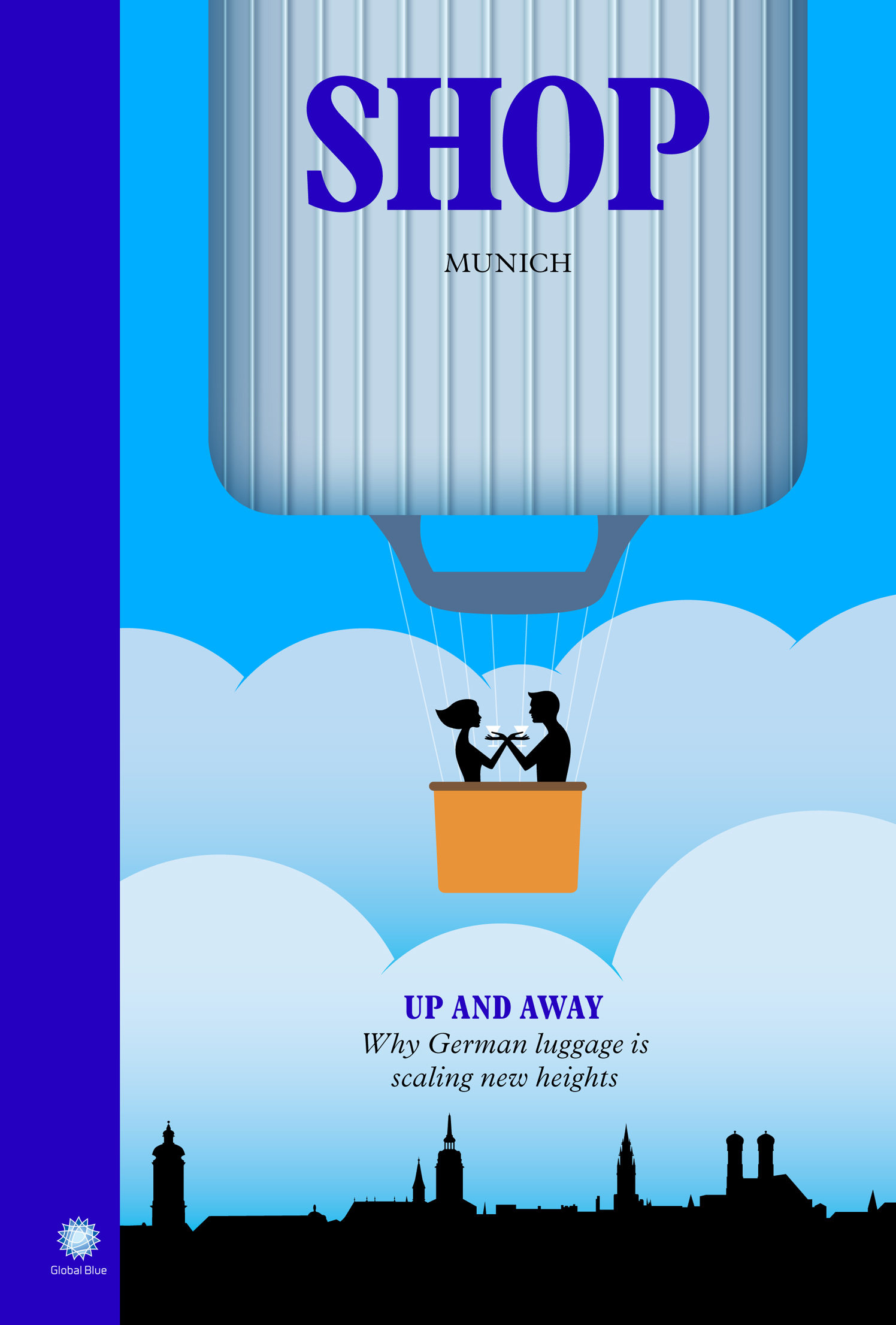 SHOP Magazine Munich Up and Away