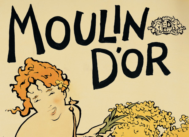 Moulin D'Or Dijon Mustard