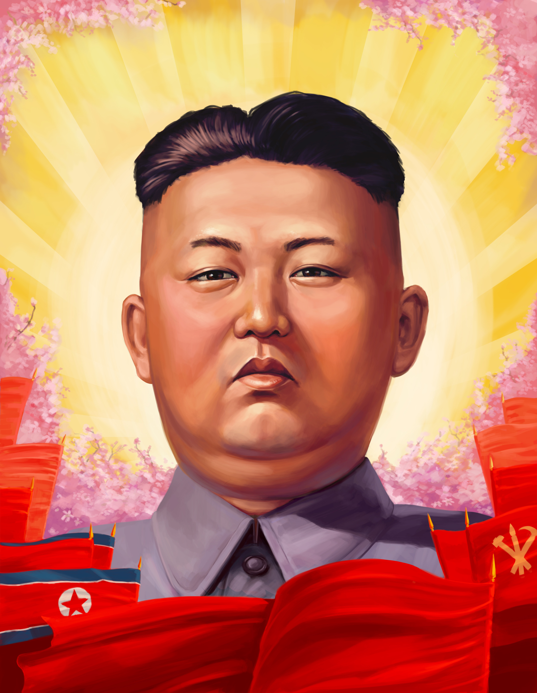 Wired Magazine Cover Kim Jong Un