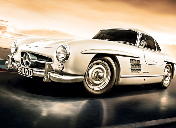 300 Gullwing / Mercedes