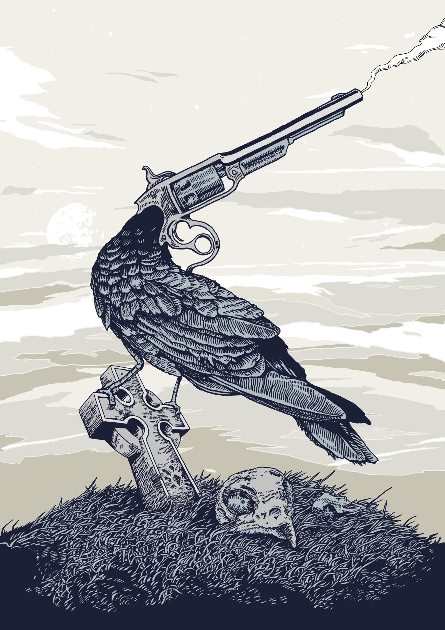 Revolver Beak