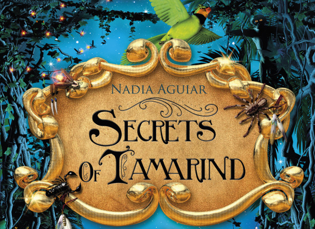 Secrets of Tamarind Cover