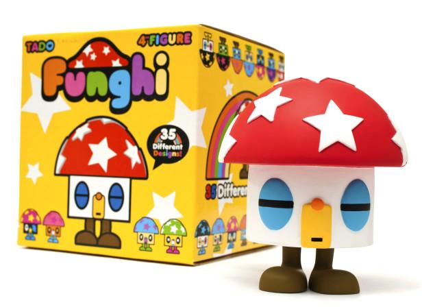 Funghi + Box
