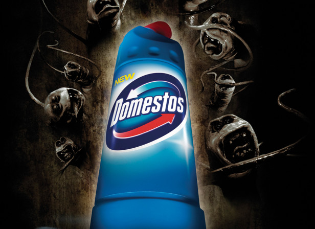 domestos germs