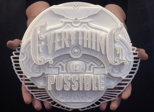 Everything Is Possible / Aston Martin