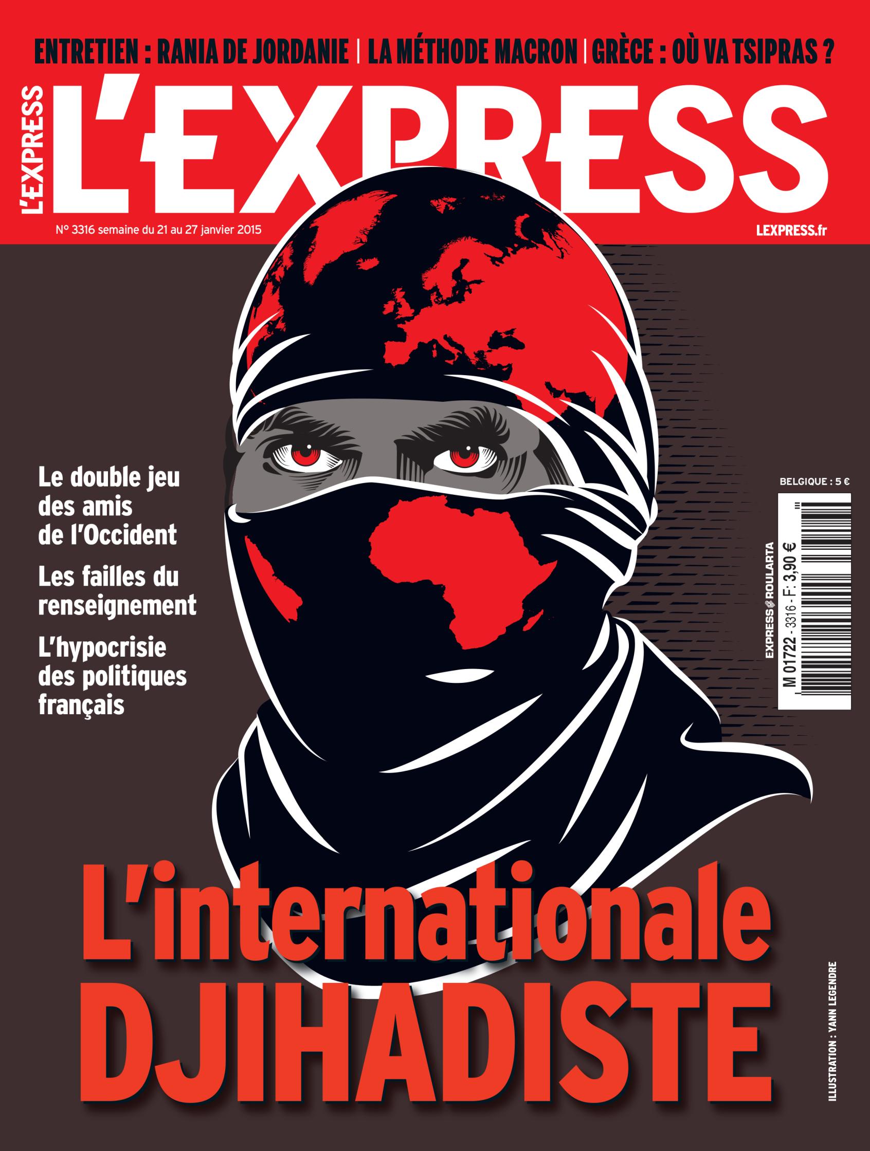 L'internationale Djihadiste / L'Express Magazine