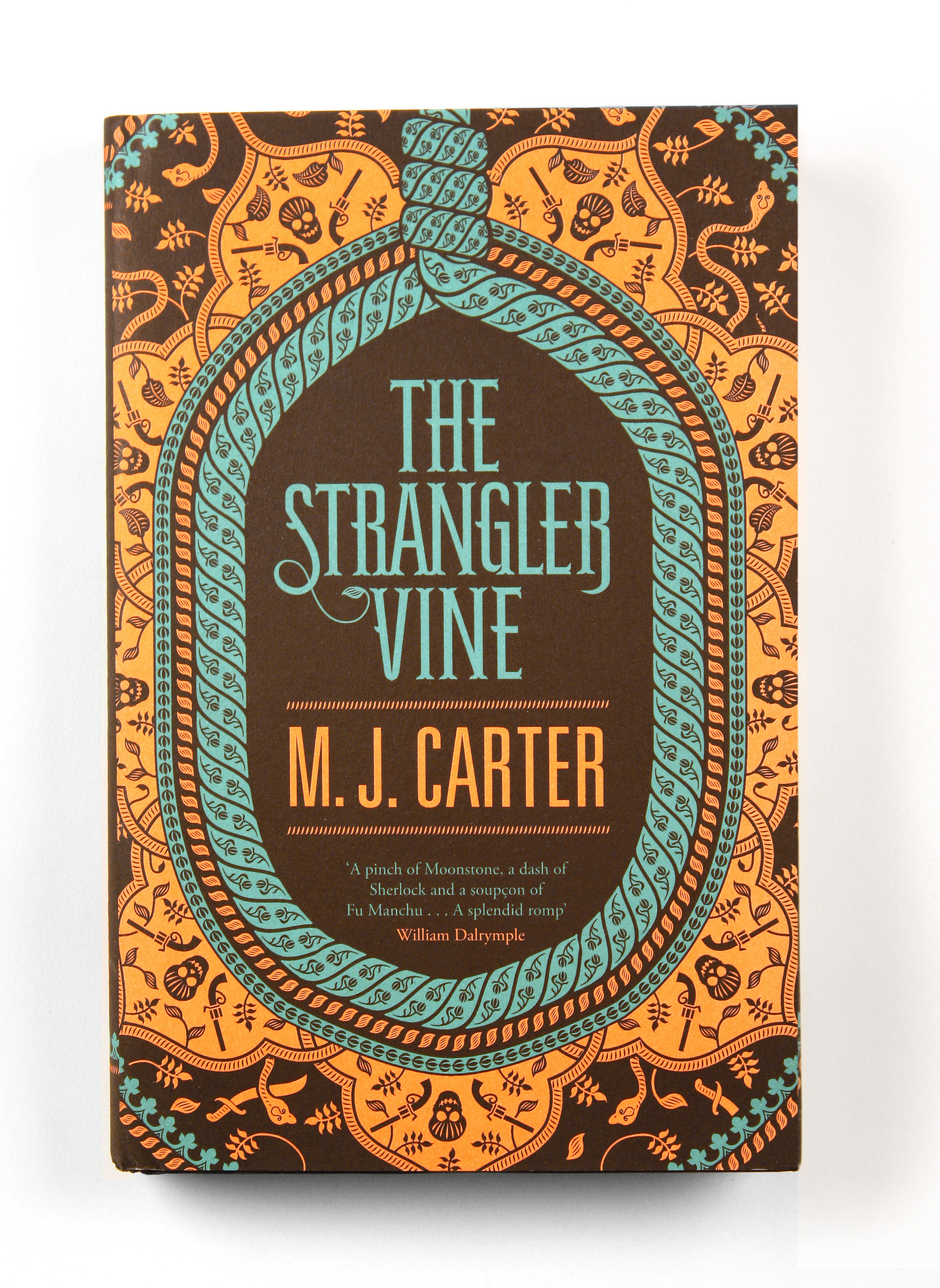Strangler Vine Book Cover Penguin