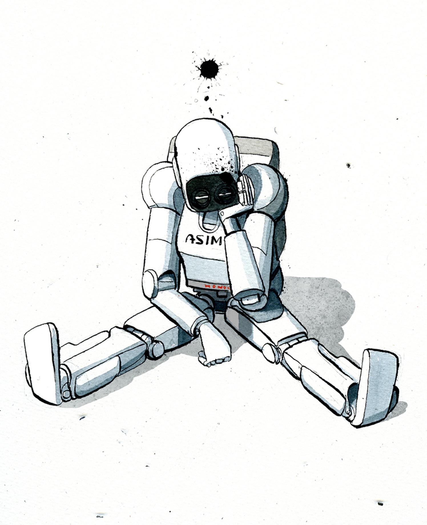 Robot T3