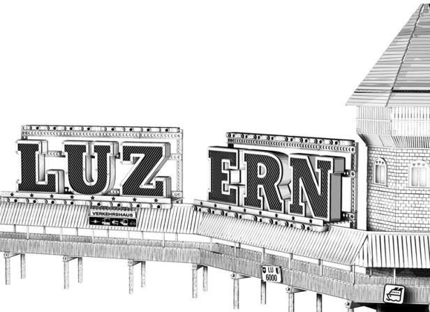 Neuezürcherzeitung NZZ Campus Cities Luzern