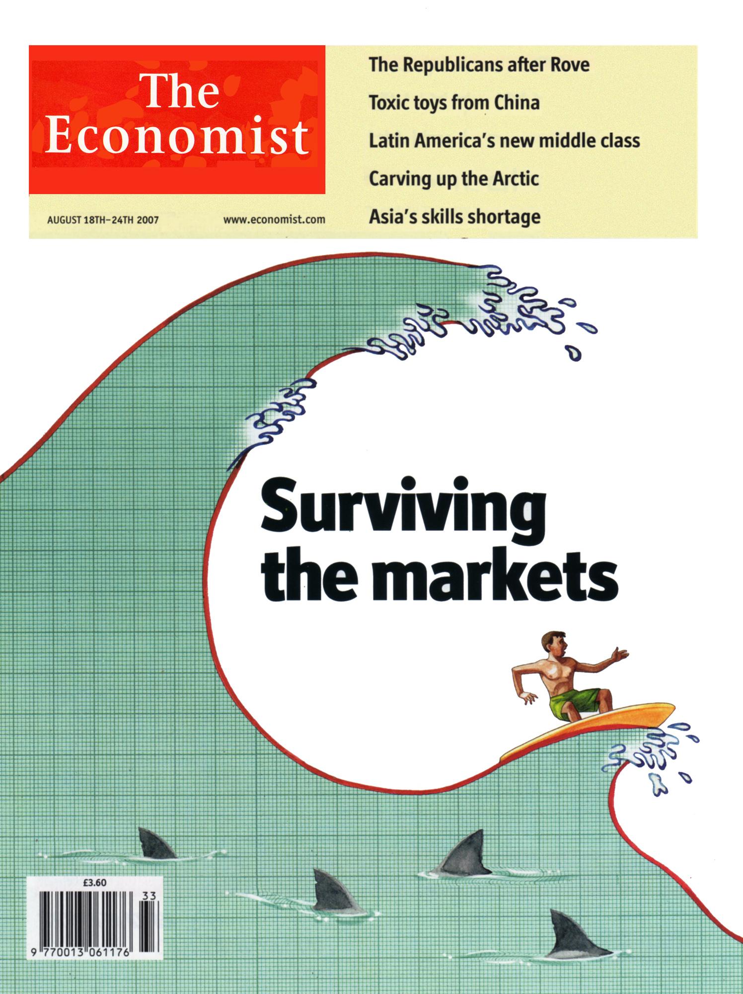 Surviving The Markets / The Economist