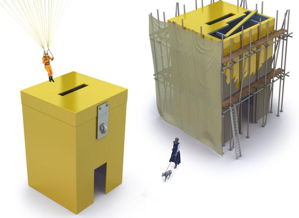 Parachute Moneybox Savings