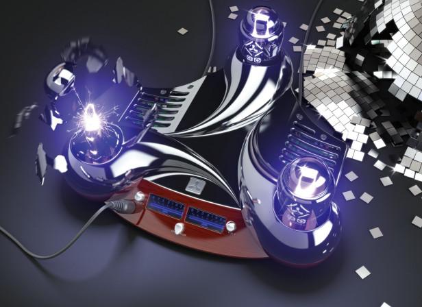 Cream Amplifier