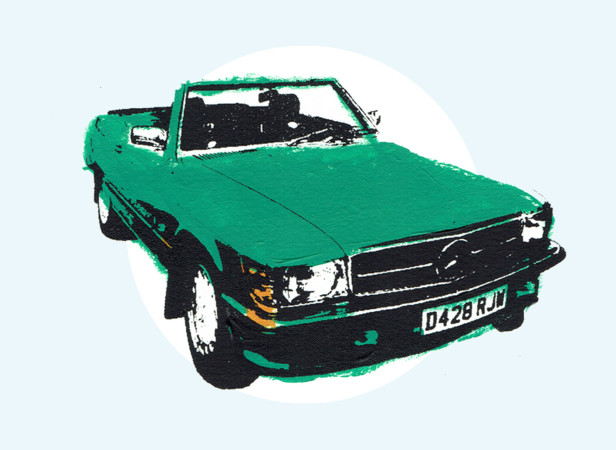daily_telegraph_natwest_silverstone_classic_cars_mercedes_screenprint_katie_edwards_illustration.jpg