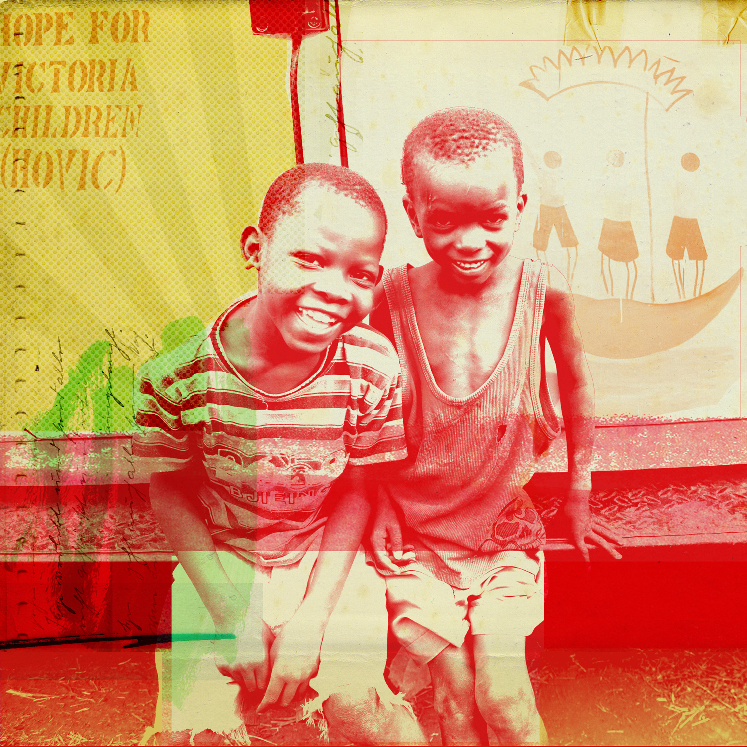 Hope For African Street Kids Comic Relief