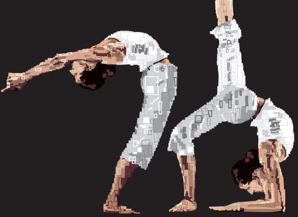Yoga Poses Caspian Publishing