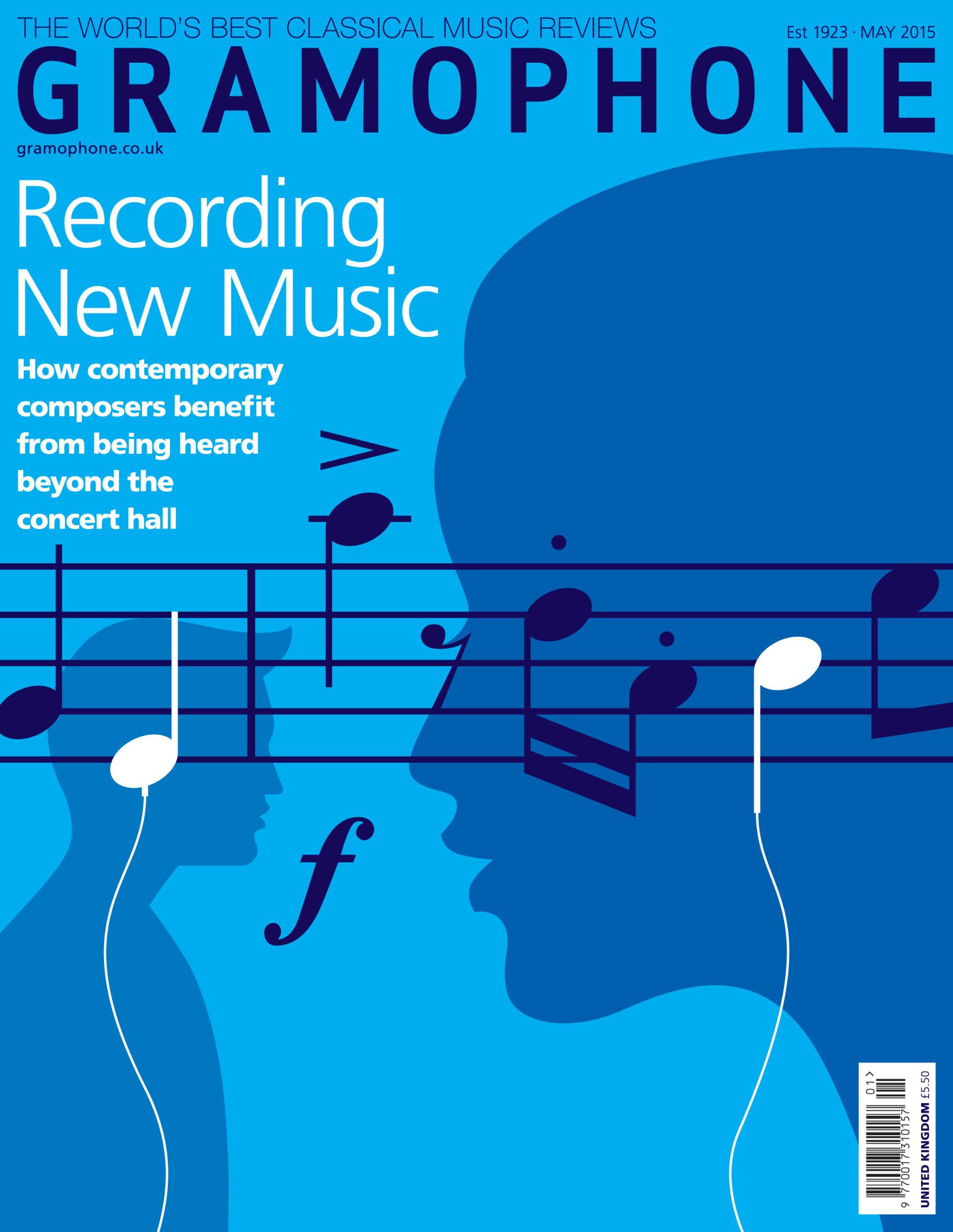Recording New Music / Gramaphone