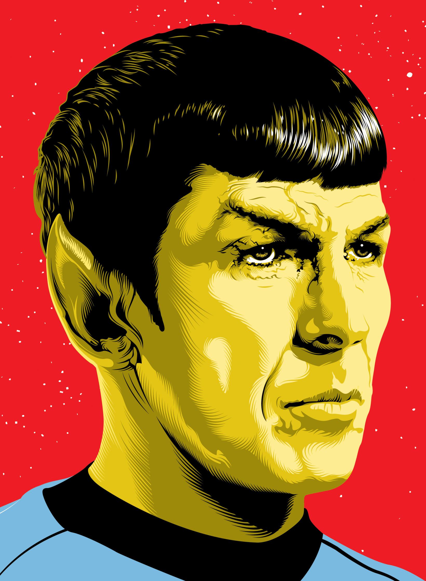 Live Long Spock