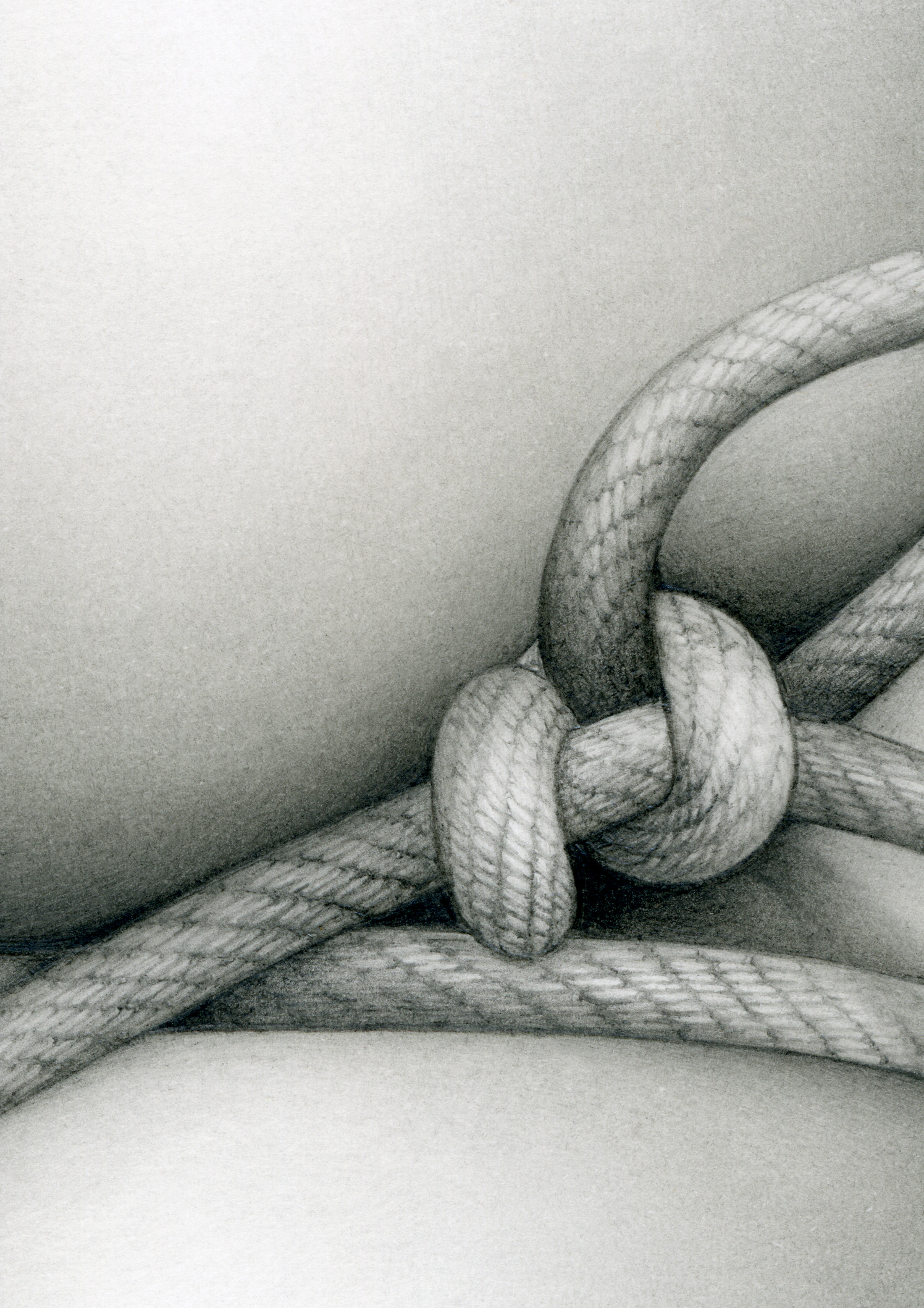 Female Flesh With Knotted Rope